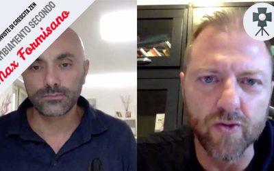 Nicolò Corrente intervista Max Formisano